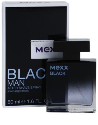 Mexx Black Man New Look After Shave für Herren 1