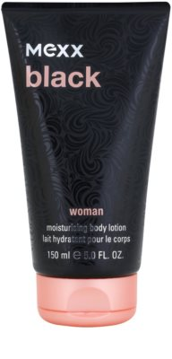 Mexx Black Woman leche corporal para mujer
