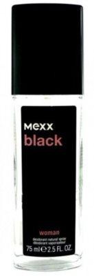 Mexx Black Woman dezodorant v razpršilu za ženske