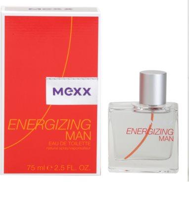 Mexx Energizing Man тоалетна вода за мъже