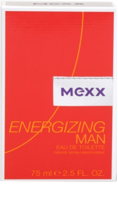Mexx Energizing Man Eau de Toilette para homens 5