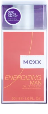 Mexx Energizing Man darilni set 1