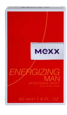 Mexx Energizing Man loción after shave para hombre 4