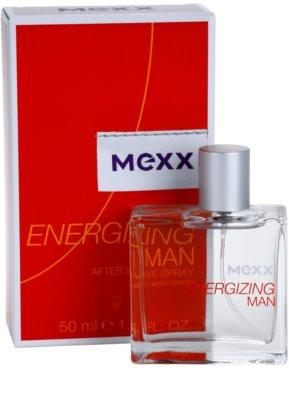 Mexx Energizing Man After Shave für Herren 1