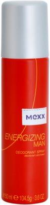 Mexx Energizing Man deo sprej za moške