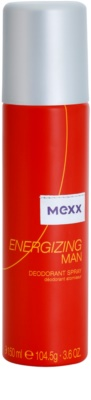 Mexx Energizing Man deodorant Spray para homens