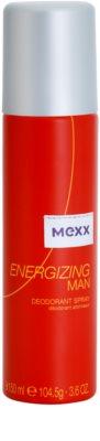 Mexx Energizing Man дезодорант-спрей для чоловіків