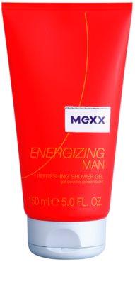 Mexx Energizing Man гель для душу для чоловіків