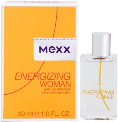 Mexx Energizing Woman Eau de Parfum for Women