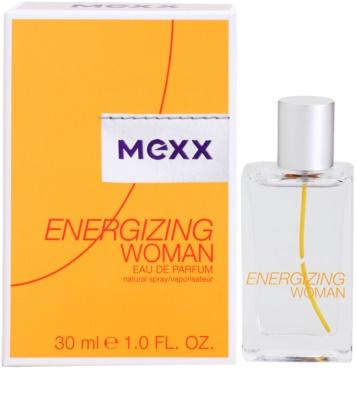 Mexx Energizing Woman Eau de Parfum für Damen