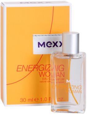 Mexx Energizing Woman Eau de Parfum für Damen 1