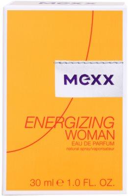 Mexx Energizing Woman Eau de Parfum für Damen 4
