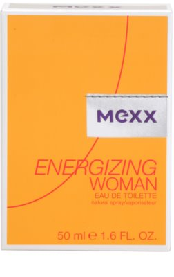 Mexx Energizing Woman Eau de Toilette für Damen 5