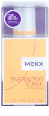 Mexx Energizing Woman lote de regalo 1
