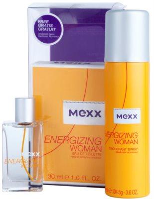 Mexx Energizing Woman coffret presente