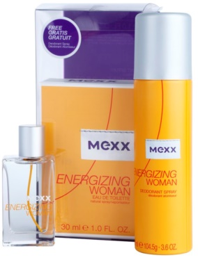 Mexx Energizing Woman lote de regalo