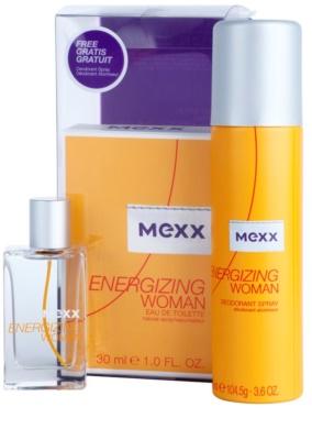 Mexx Energizing Woman zestaw upominkowy