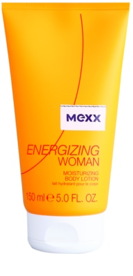 Mexx Energizing Woman leite corporal para mulheres