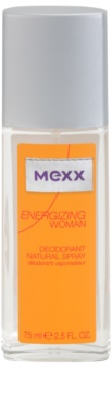 Mexx Energizing Woman Deo mit Zerstäuber für Damen