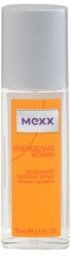 Mexx Energizing Woman дезодорант з пульверизатором для жінок
