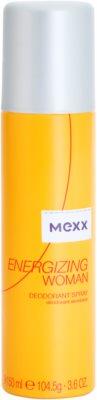 Mexx Energizing Woman deodorant Spray para mulheres