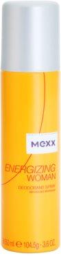 Mexx Energizing Woman дезодорант-спрей для жінок