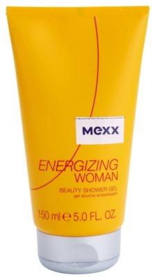 Mexx Energizing Woman gel de dus pentru femei