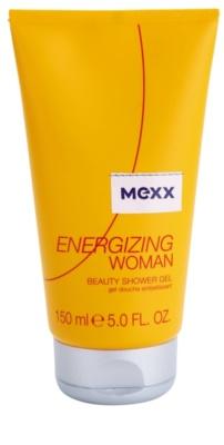 Mexx Energizing Woman gel za prhanje za ženske