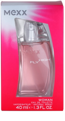 Mexx Fly High Woman eau de toilette nőknek 4