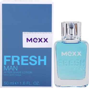 Mexx Fresh Man New Look after shave para homens