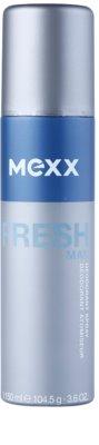 Mexx Fresh Man deodorant Spray para homens