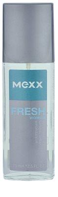 Mexx Fresh Woman deodorant s rozprašovačem pro ženy