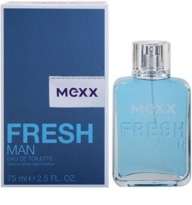 Mexx Fresh Man New Look eau de toilette férfiaknak