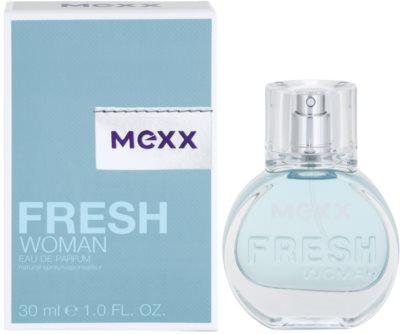 Mexx Fresh Woman New Look eau de parfum para mujer