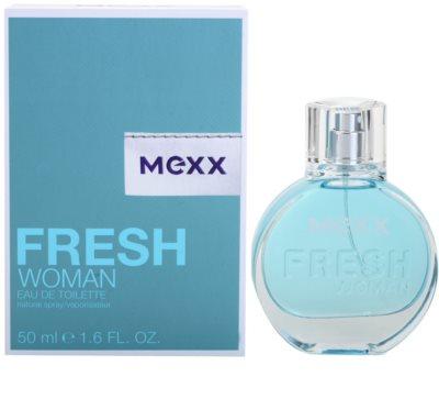 Mexx Fresh Woman New Look Eau de Toilette pentru femei