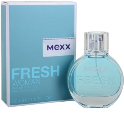 Mexx Fresh Woman New Look eau de toilette nőknek 1