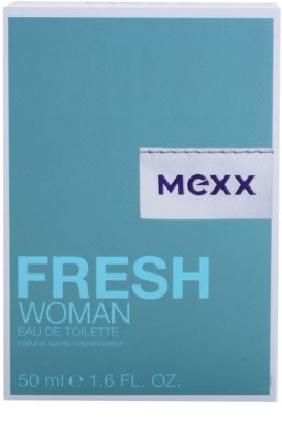Mexx Fresh Woman New Look eau de toilette nőknek 3