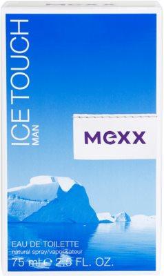 Mexx Ice Touch Man 2014 Eau de Toilette pentru barbati 4