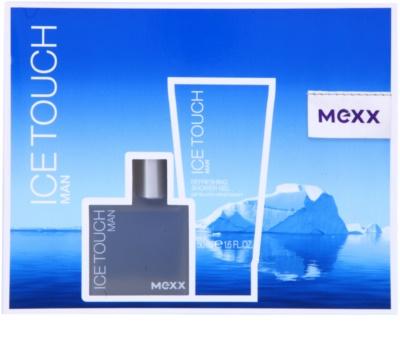 Mexx Ice Touch Man 2014 dárková sada 2