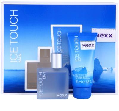 Mexx Ice Touch Man 2014 dárková sada