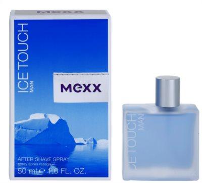 Mexx Ice Touch Man 2014 loción after shave para hombre  con pulverizador