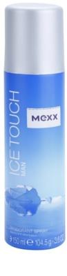 Mexx Ice Touch Man 2014 дезодорант-спрей для чоловіків