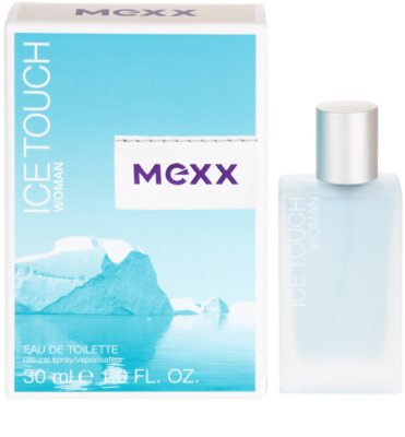Mexx Ice Touch Woman 2014 туалетна вода для жінок