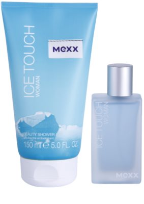Mexx Ice Touch Woman 2014 coffret presente 1