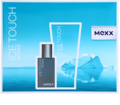 Mexx Ice Touch Woman 2014 darilni set 1