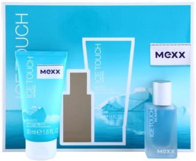 Mexx Ice Touch Woman 2014 coffret presente