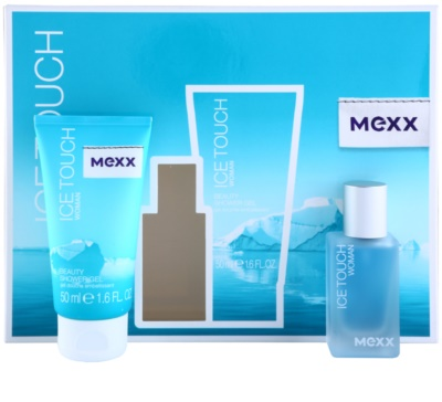 Mexx Ice Touch Woman 2014 dárková sada