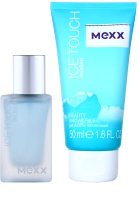 Mexx Ice Touch Woman 2014 set cadou 2