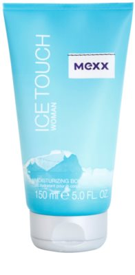Mexx Ice Touch Woman 2014 leite corporal para mulheres