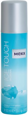 Mexx Ice Touch Woman 2014 deodorant Spray para mulheres